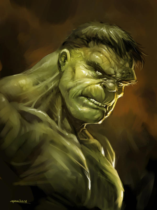Hulk in the Marvel Universe