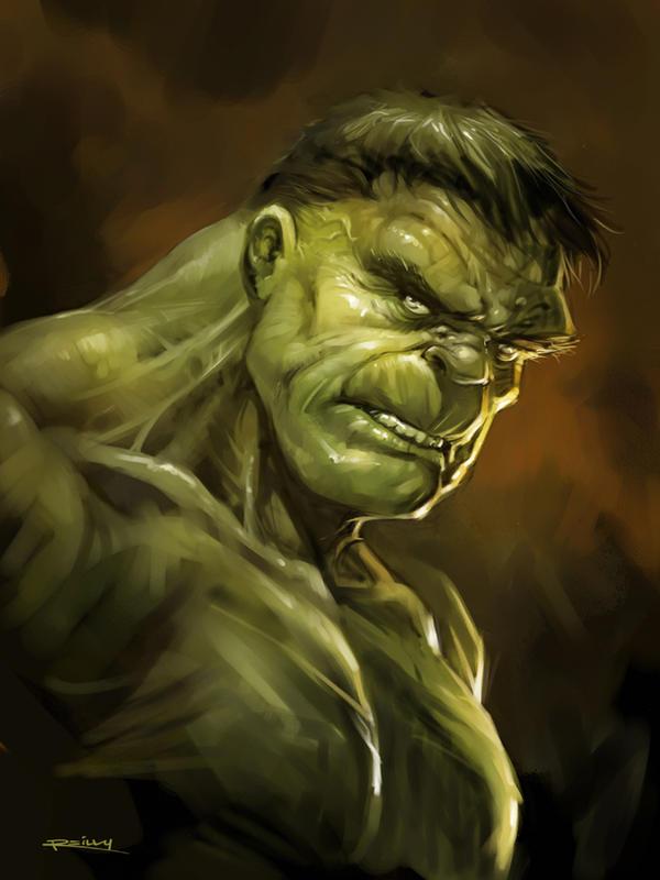 Hulk Smash by PReilly