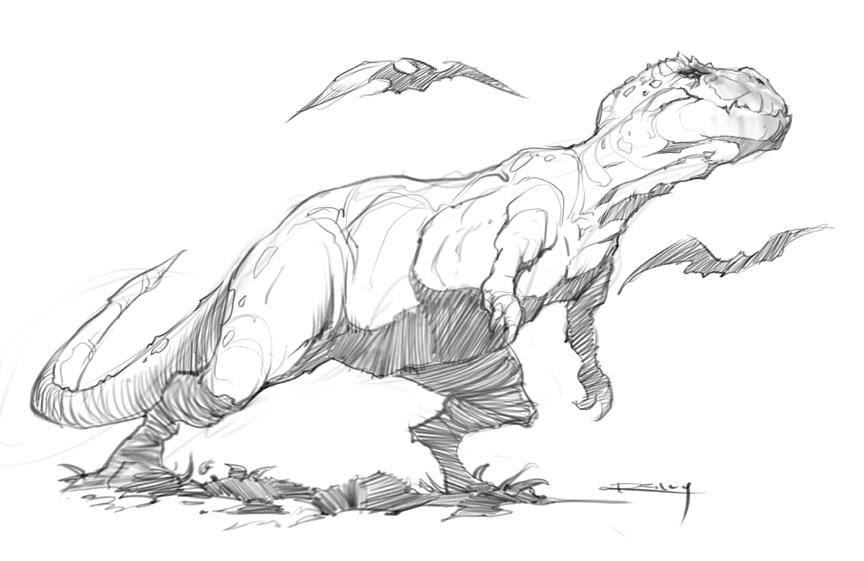 Prehistoric by PReilly