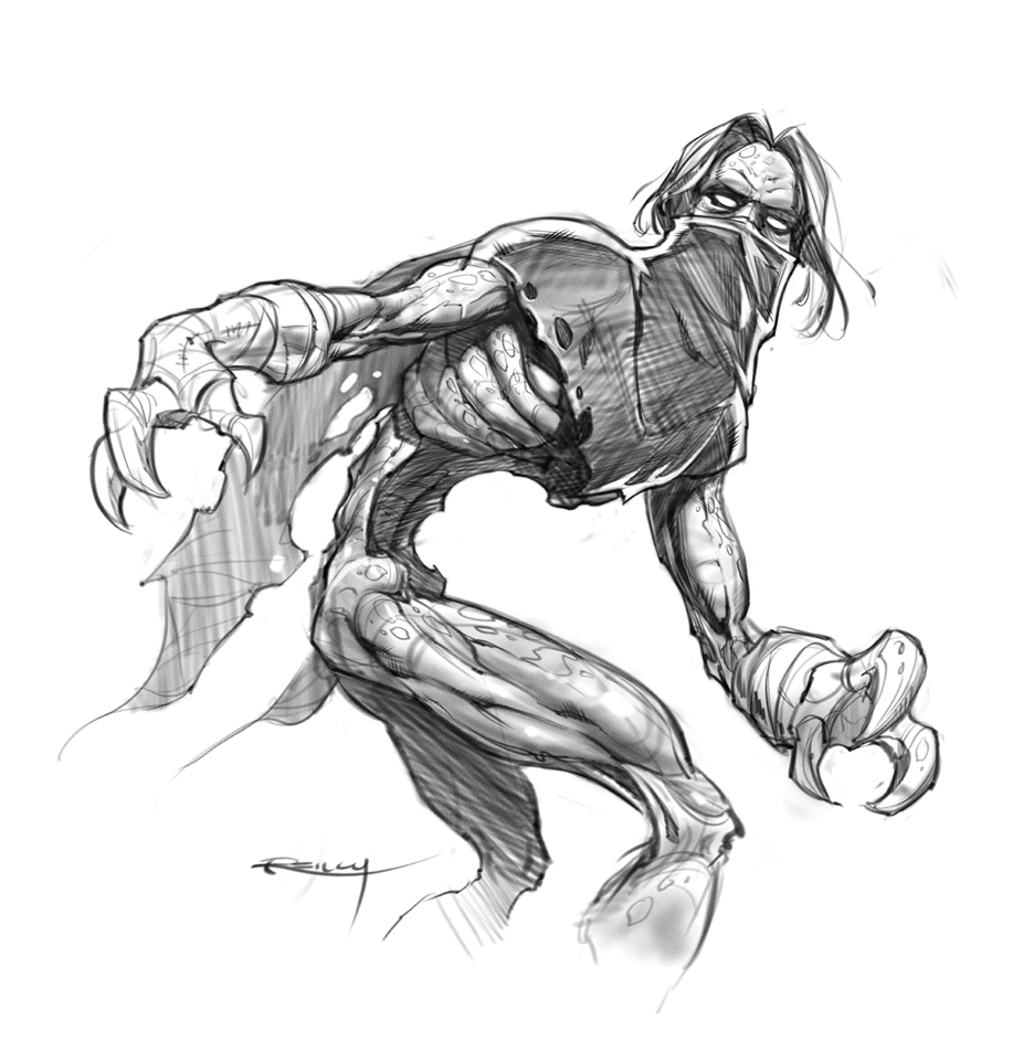 Soul Reaver by PReilly