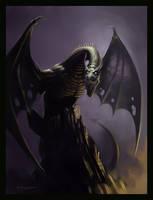 Dragonfire by PReilly