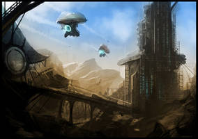 New World by PReilly