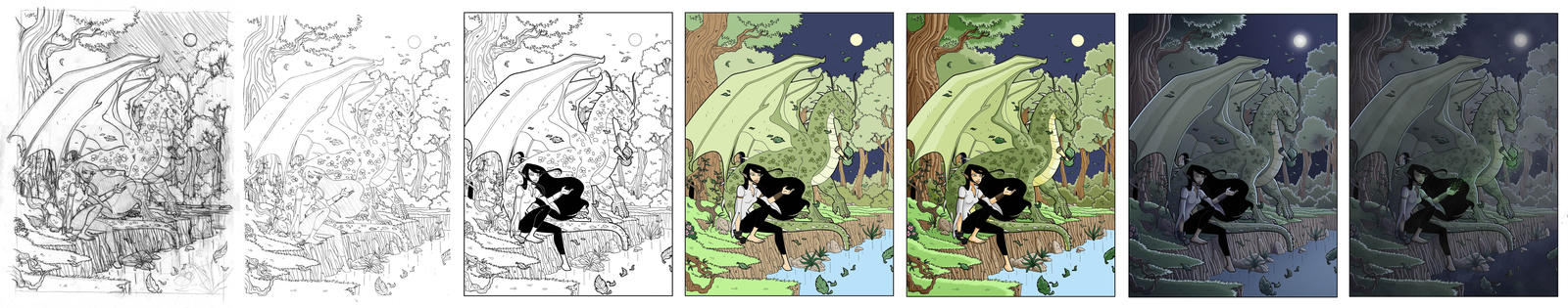 Arya and Firnen_Process