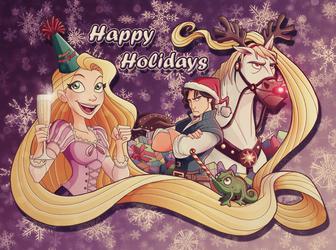 Happy Holidays by Eumenidi