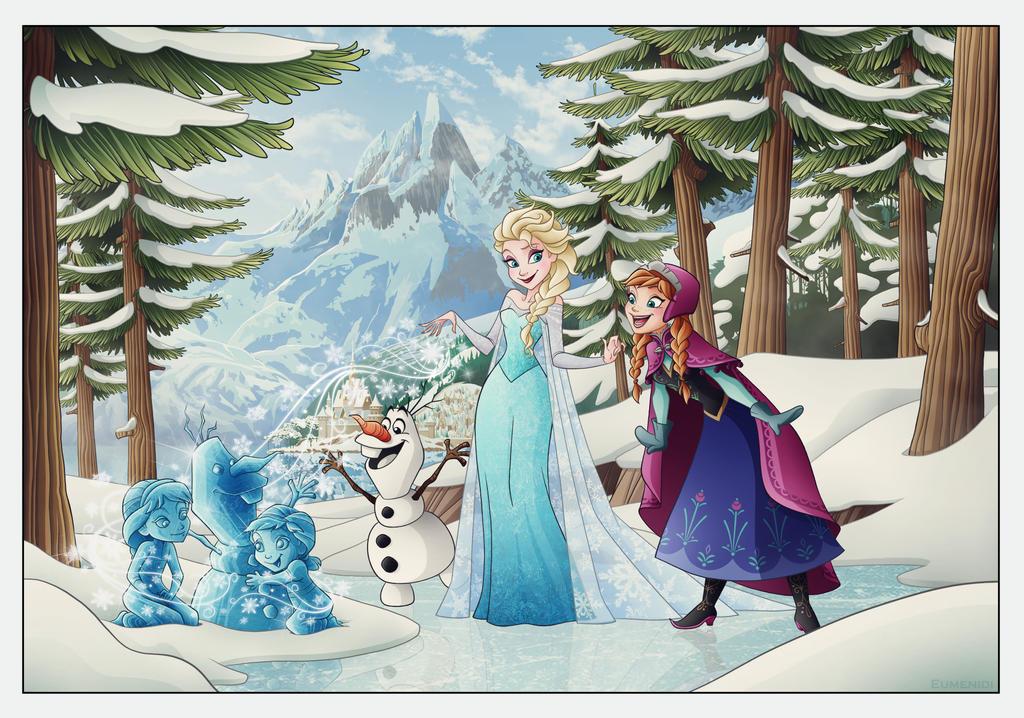 Frozen by Eumenidi
