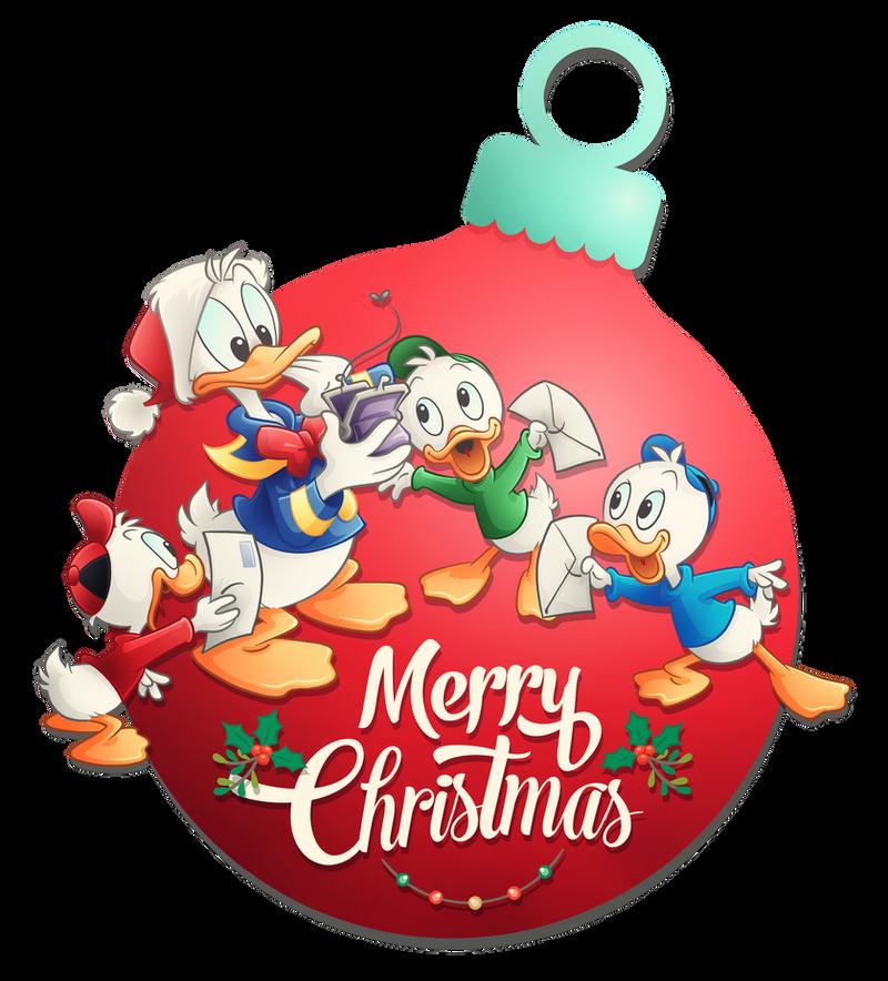Merry Christmas 2016 by Eumenidi