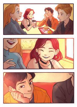 Valentine's Day: Modern Days