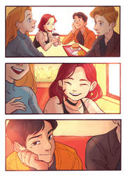 Valentine's Day: Modern Days by Coolyoku