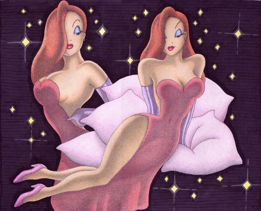 Jessica Rabbit by crystalunicorn83