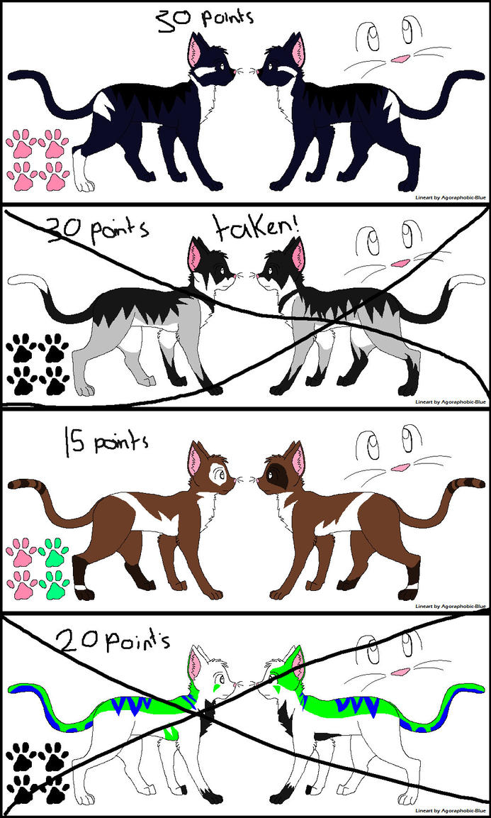 cat adopts (closed) by kittycat-adopts