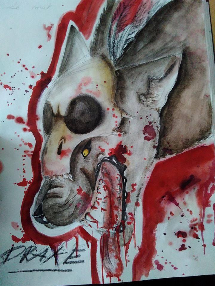 Blood by RIRICHOUX
