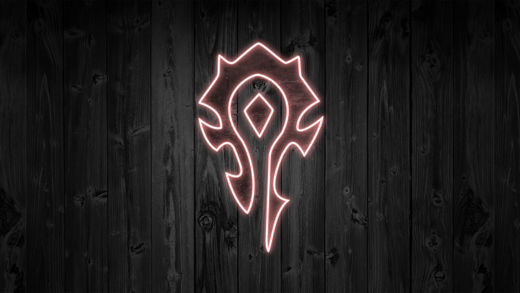 horde symbol wallpaper 4k resolution by keyboardturn on