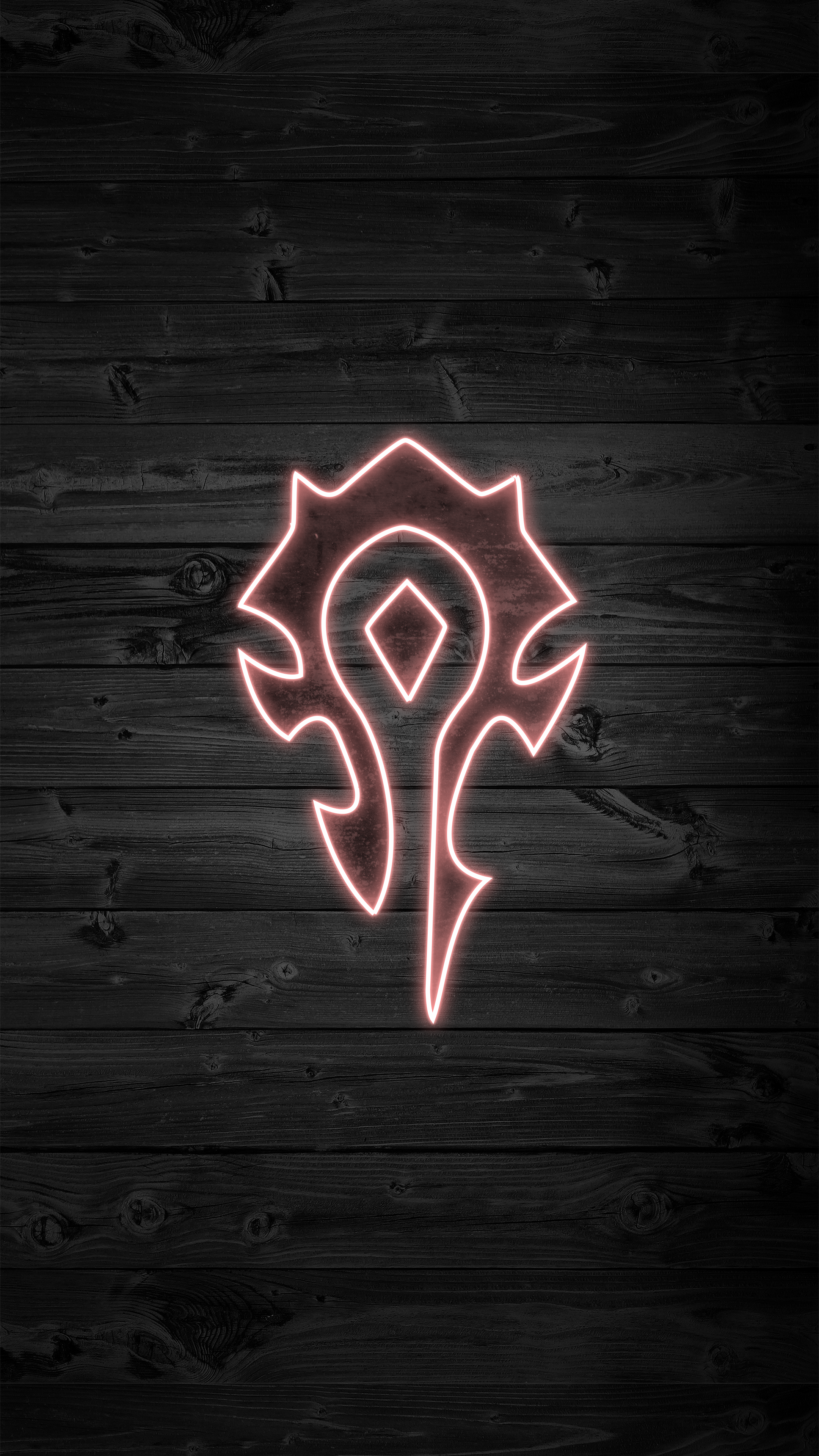 horde symbol wallpaper 4k resolution portrait by