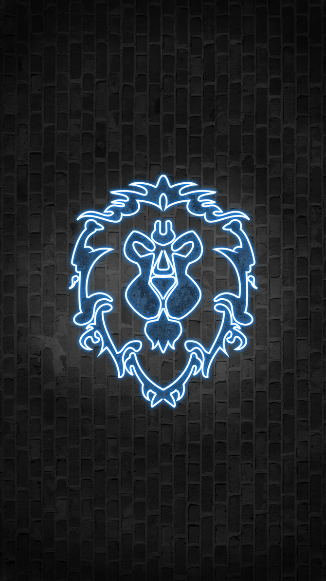 Alliance Symbol Wallpaper 4k Resolution Portrait By Keyboardturn