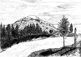 Landscape by Eschenfelder