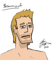 Beaumont - Comic Concept Art by Eschenfelder