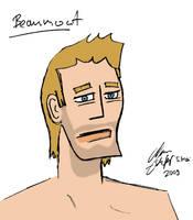 Beaumont - Comic Concept Art by Eschenfelder