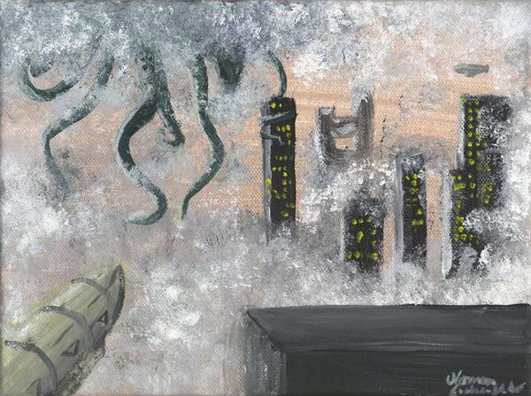 Himmelskraken by Eschenfelder