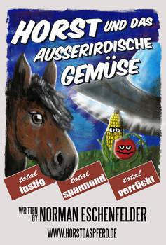 Horst und das ausserirdische Gemuese - Poster