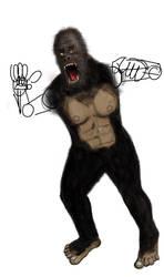 Bigfoot - still in the works (3) by Eschenfelder
