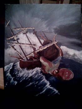 Krakenjammer - Interim stage 7