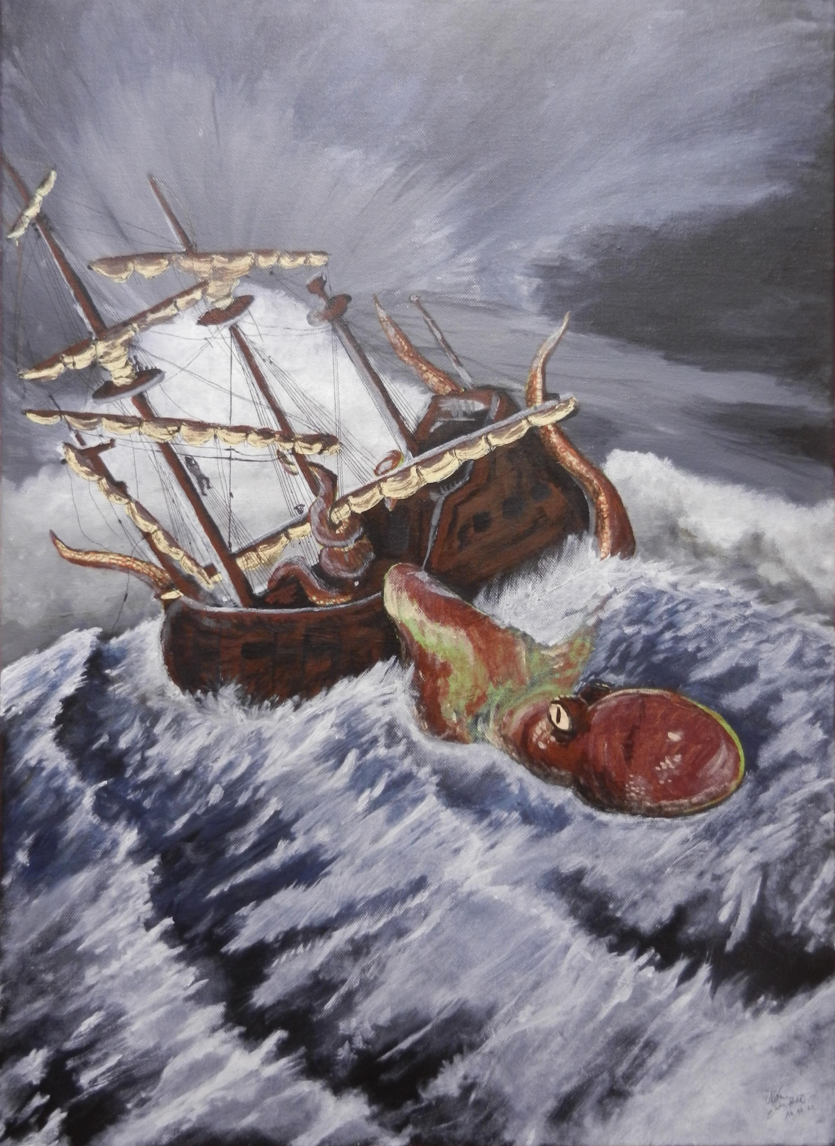 Krakenjammer by Eschenfelder