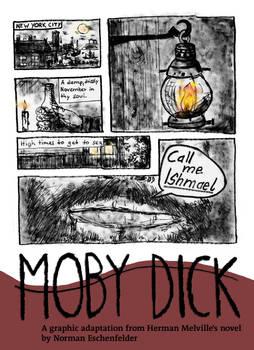 Moby Dick - One Sheet
