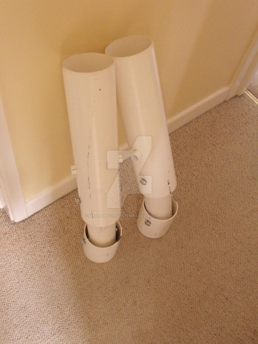 Quadsuit Wip Jointed Stilts By Madhamstercostumes Quadsuit Wip Jointed  Stilts By Madhamstercostumes
