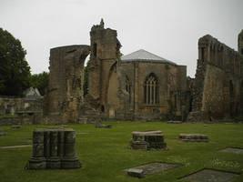 Ruins I by Shobie-stock