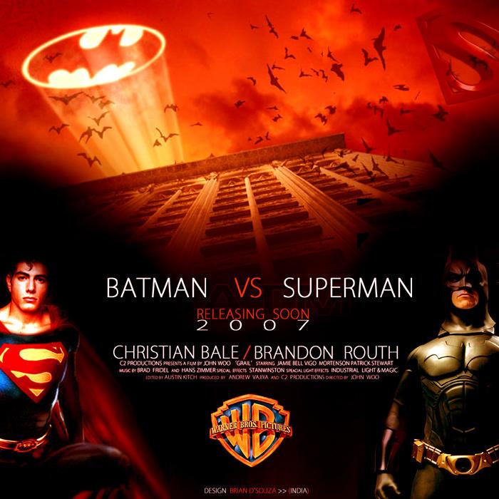 Batman vs Superman - Promo by greenozone