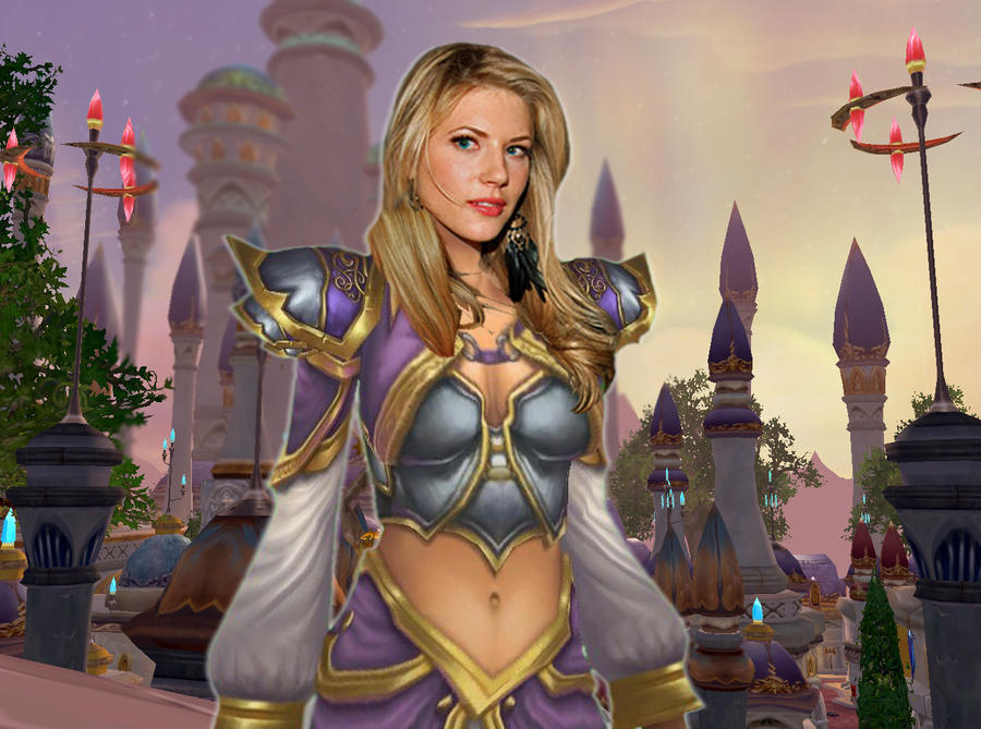 Katheryn Winnick as Jaina by take-it-naked