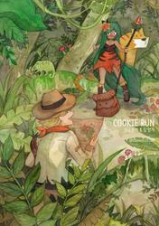 CookieRun Game Fanart by hanwoul0305