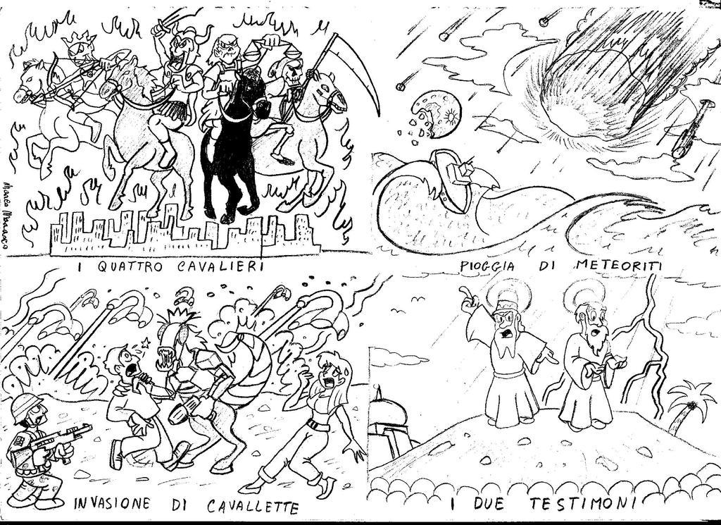 The Revelation of Jhon 1 by MarcoMarasco