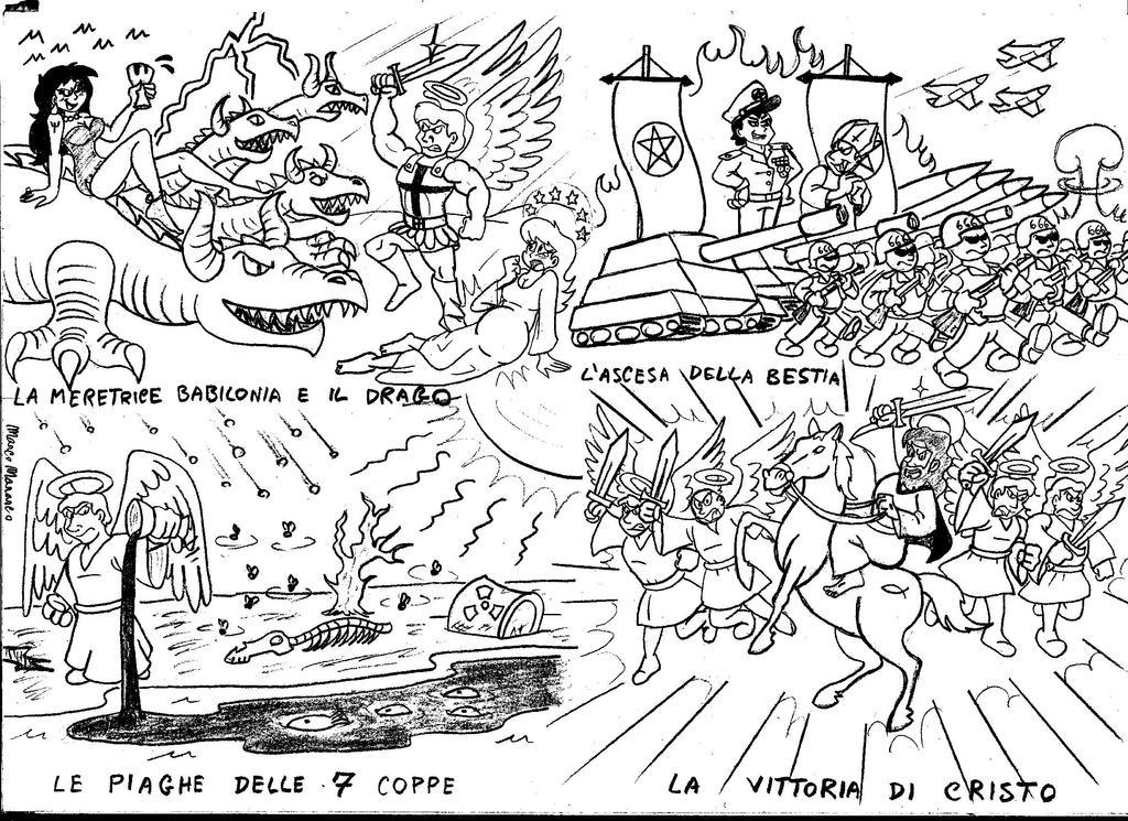 The Revelation of Jhon 2 by MarcoMarasco