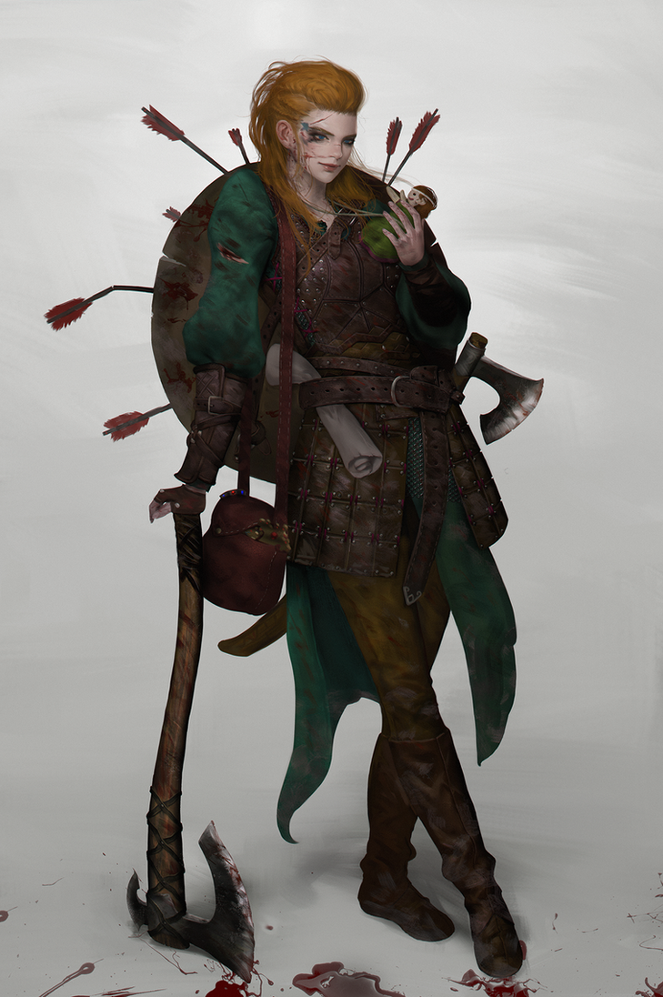Soul Wrought Registration Viking_warrior__personal_work__by_thaumazo-dcetop5