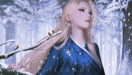 Oriental Elsa