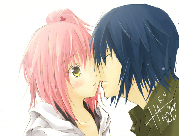 Perfect Kiss by Saiin
