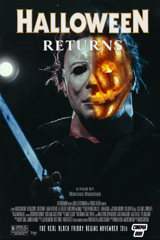 Halloween Returns Fan Poster! by Bryanzap on DeviantArt