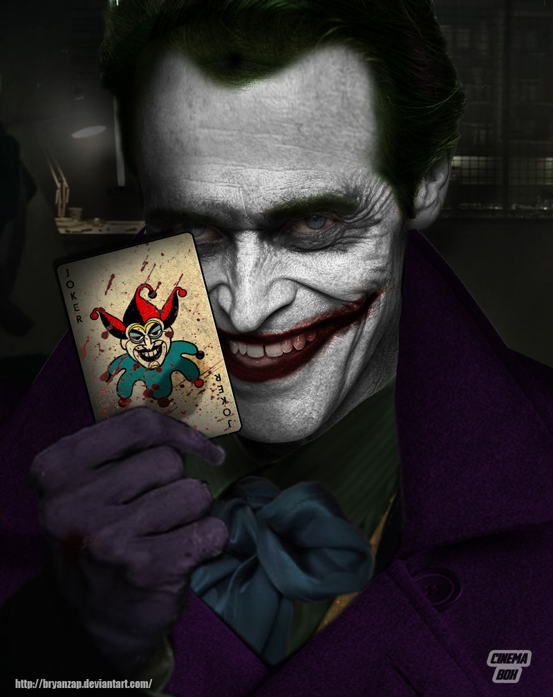 What About Willem Dafoe As The Joker - AMC Movie News