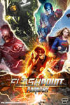 The Flash CW FlashPoint Paradox Fan Poster