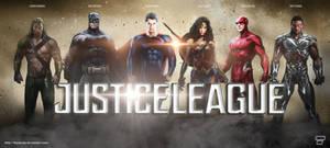 Justice League New Concept Art Edit