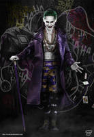 Suicide Squad Joker Purple Coat by Bryanzap