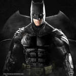 Batman Tactical Suit