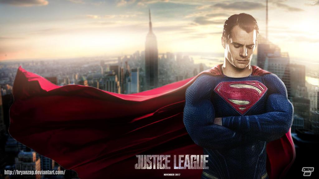 Wallpaper Justice League 2017 Movies Flash Superman: Superman Wallpaper By Bryanzap On DeviantArt