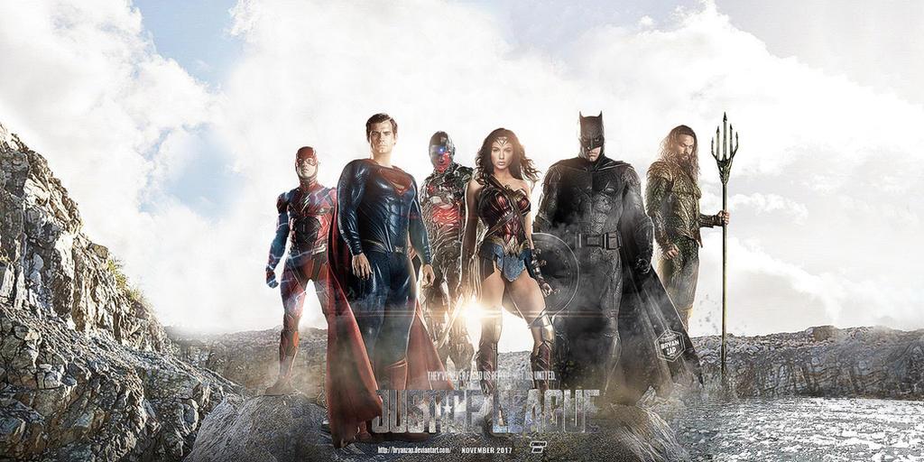 Justice League Movie Wallpaper By Bryanzap On Deviantart