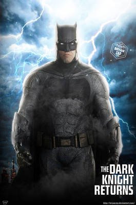 The Dark Knight Returns Affleck.
