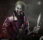 Jared Leto Joker Injustice 2