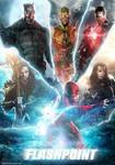 Flashpoint DCEU Movie Poster