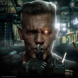 Cable - Deadpool 2