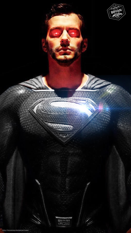 Black Suit Superman by Bryanzap on DeviantArt